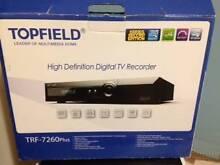 Never used Topfield 7260 PLUS High definition Digital TV recorder Glen Waverley Monash Area Preview