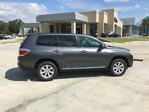 2012 Toyota Highlander SUV Winter Driving Ready!!