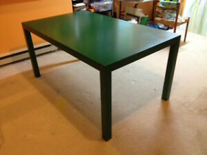 Parson`s Table - Hunter Green