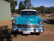 1956 Chevrolet Sedan Morayfield Caboolture Area Preview