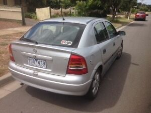 Holden Astra late 2002 model Melbourne CBD Melbourne City Preview