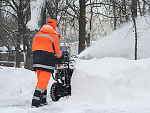 Snow Here? Back Hurting? Give us a call for help