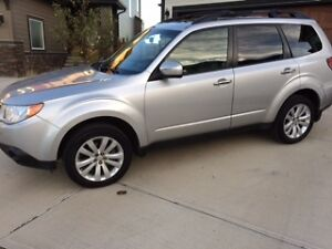 2011 Subaru Forester Limited Edition SUV, Crossover
