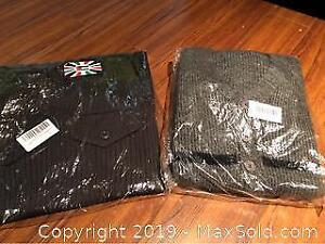 New Mens Large Sweater And Cardigan