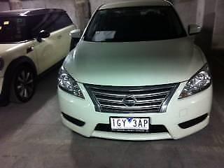 Melbourne CBD Covered Car Parking - Secured
