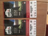 Grey Cup 2017 - 2 Tickets for sale