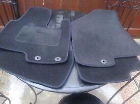 good condition hyundai ix35 full set of car mats