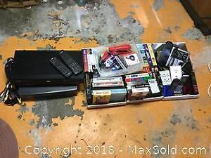 DVD Player Portable Phones And More. A