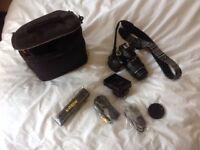 Nikon D3300 18-55mm AF -P VR Kit - Black