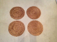 Wicker & Cork Placemats