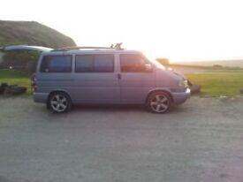 1998 VW Caravelle Day Van