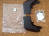 Landrover Discovery 3 front mud flaps (2005-2009)