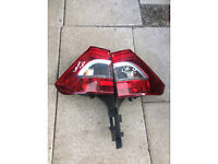 ford galaxy mk3 rear lights facelift full set for sale or fitted call parts thanks