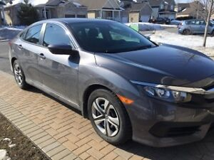 2016 Honda Civic LX Sedan! Buy/ Payment Takeover ($145 biweekly)