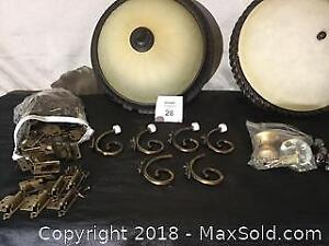 Flush mount Ceiling Lights and More