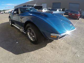 1970 CHEVROLET CORVETTE STINGRAY 454 BB 4SPEED MAKE AN OFFER Reedy Creek Gold Coast South Preview