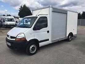 Van Renault Master Luton in perfect condition serviced every year .Mileage 171 000 Price £4700