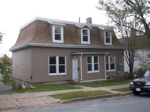 Downtown Dartmouth 2 bedroom rear unit with yard