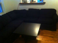 Big and comfortable sofa ( cough) for sale!