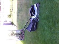 "Craftsman Lawn Mower (Self-Propel, Front Wheel Drive, 4 HP, 22"")"