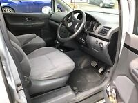 VW sharan,7 seater, automatic, good conditioned, 2 seats have child & baby seats, 1 former keeper