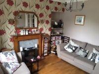 Double Room in cosy garden flat