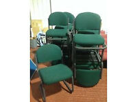 Green Canter Leaver Chairs
