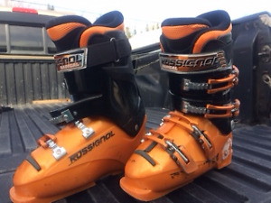 Rossignol Race Skiis and Boots