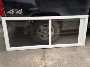 31 1/4 x 78 Inch Sliding Glass Window