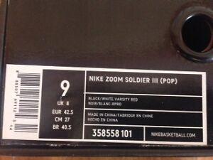 Nike Zoom Soldiers 3