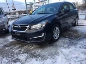 2015 Subaru Impreza 5Dr Touring Pkg at