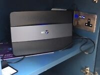 BT Smart Hub Wireless Router. Boxed with all accessories.