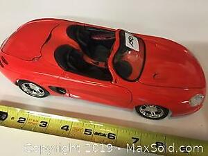 Diecast 1 to 18 scale Mustang Mach III