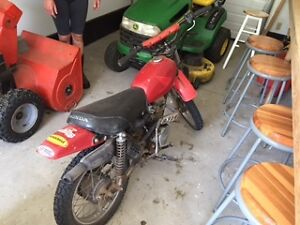 1969 honda dirt bike