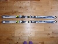 Rossignol Power viper downhill skis 160cm