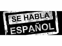Learn Spanish with a native tutor. Adults and children, all levels!