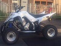 yamaha raptor 700 road legal