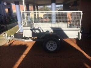 tip trailer 7 x 5 Ngunnawal Gungahlin Area Preview