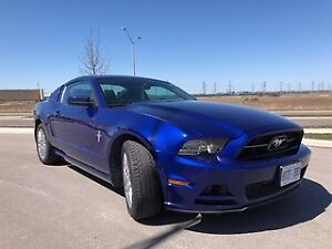 2014 Ford Mustang V6 - Manual 6 Speed-Low KM-Upgraded Exhaust