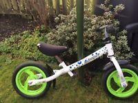 Childs Metal Balance Bike