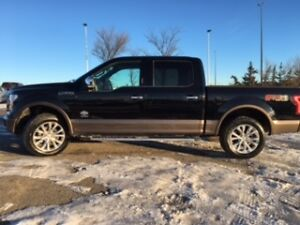 2016 Ford F-150 SuperCrew KING RANCH Pickup Truck