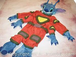 Disney Shopping Stitch the Alien Costume - B