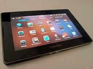 Used 64GB Blackberry Playbook & Charger