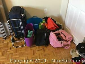 Suitcases And More