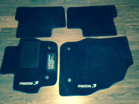 NEW 2013 Mazda3 Floormats