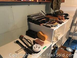 Tools And Hand Tools - B