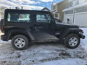 2014 Jeep Wrangler Sport S for sale