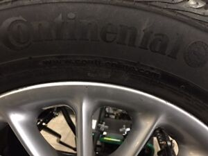 BMW Rims, Continental Tires ** Great Deal**