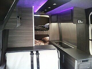 Vw Crafter Camper, Motorhome, 4 berth not sprinter or T5
