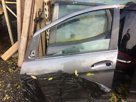mercedes b class p - side front door for sale complete grey call parts thanks